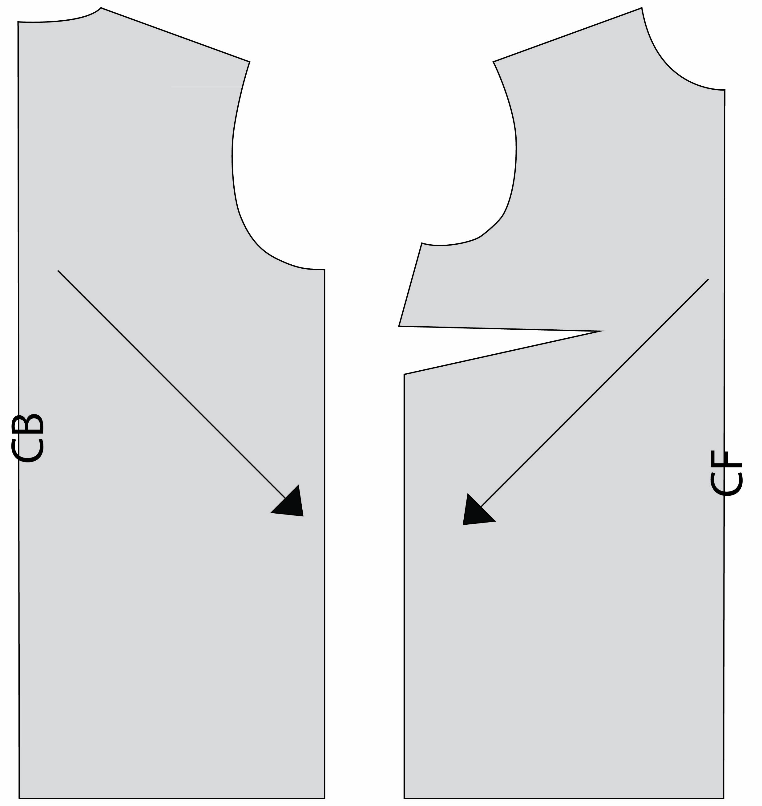 04f60830cde4 What is a bias cut? – Project: Patterns